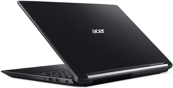 Acer Aspire 7 - best computer for fusion 360