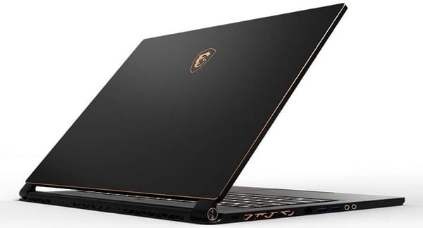 MSI GS65 Stealth Thin - fusion 360 graphics card