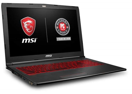 MSI GV62-8RD-034 - autodesk fusion 360 system requirements