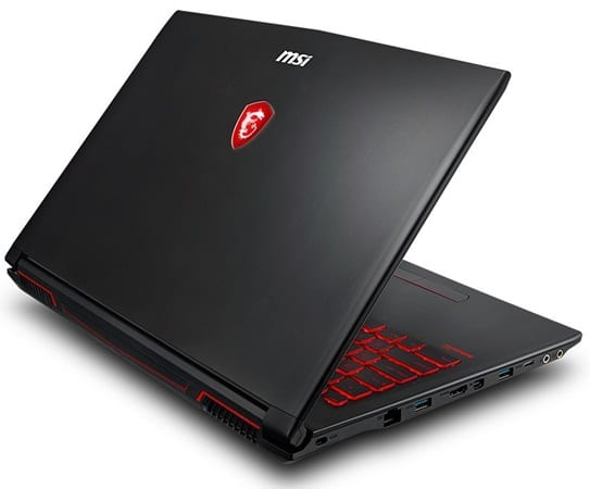 MSI GV62 8RD - Best laptop for medical students