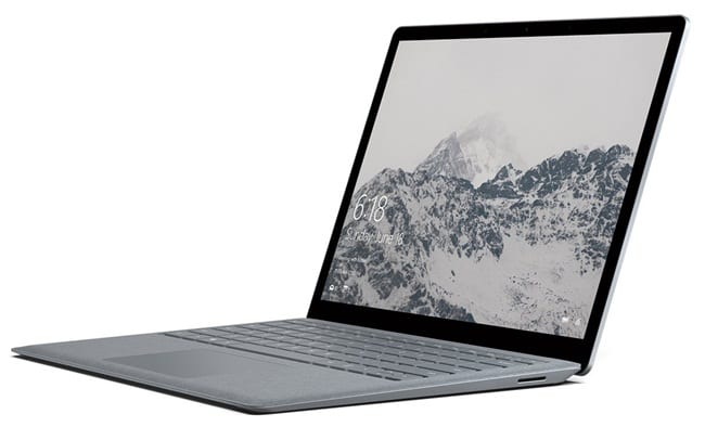 Microsoft Surface Laptop - decent laptop for medical colleg