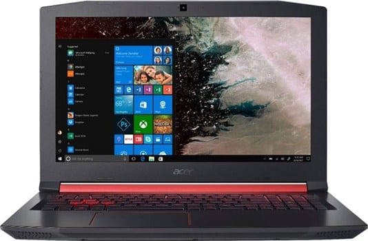 Acer Nitro 5 - best laptop to use with Elgato Capture Card HD