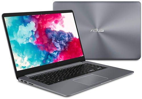 Asus Vivobook F510UA - Best laptop for Cricut Explore Air 2