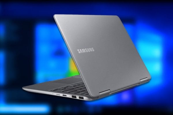 how to factory reset samsung laptop - featured image