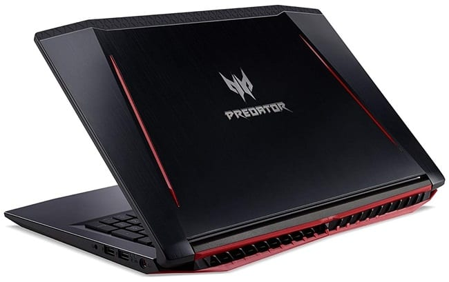 Acer Predator Helios 300 - good laptop for 3d modeling