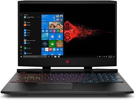 HP Omen 15-DC0030NR - civilization 6 requirements laptop